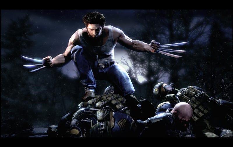 Activision Details X-Men Origins: Wolverine