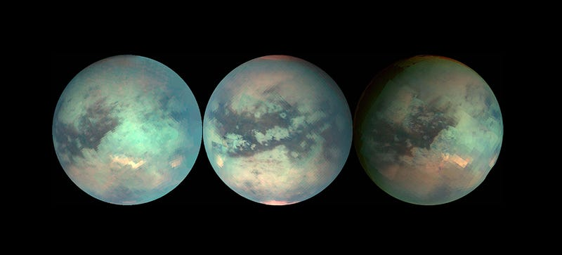 Astronomers Think They've Discovered Waves on Titan