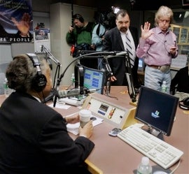 Don Imus Will Have To Be Racist Off The Air For Two Weeks