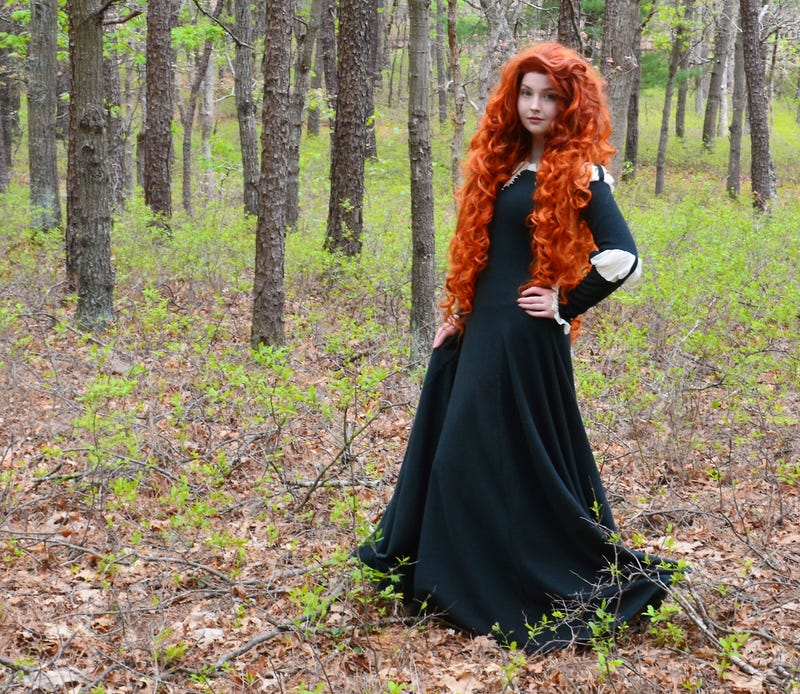 Good News About Brave's Merida? THIS COSPLAY!