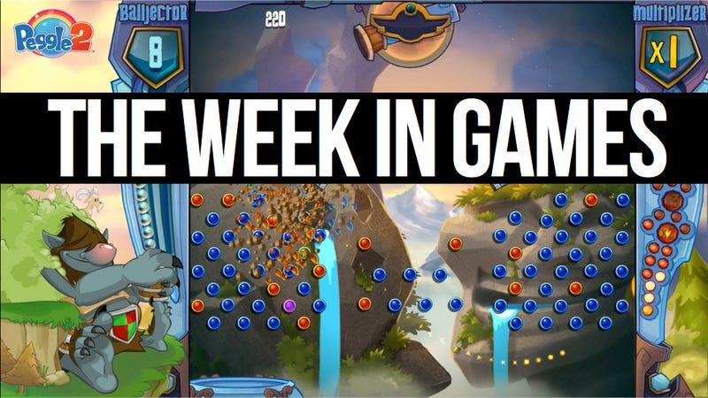 The Week in Games: Peggle For Your Thoughts