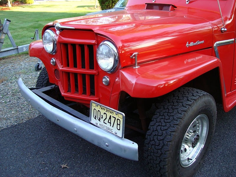 For $7,500, it's Willys time