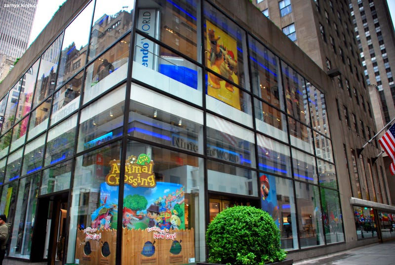 Making Friends is Easy: The Animal Crossing Launch Event at Nintendo World, NYC