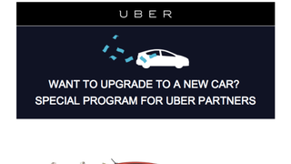 Uber and Its Shady Partners Are Pushing Drivers into Subprime Loans
