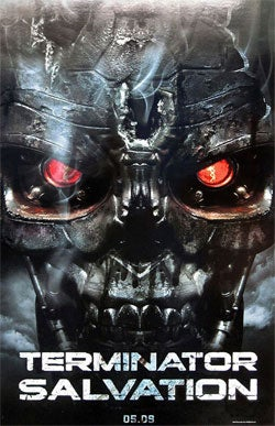 Terminator Salvation Promises To Be A Good Movie Tie-In