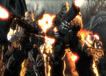 Epic Considers Remaking Gears 2 Ranking Structure