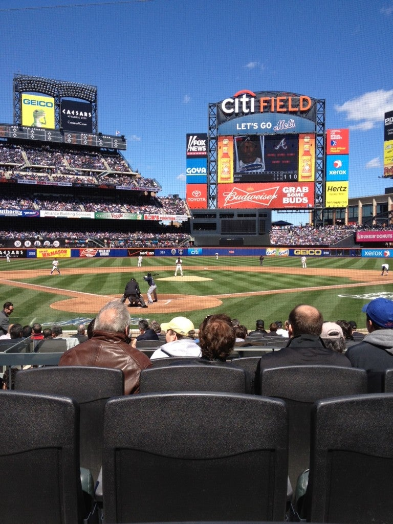 Mets Announce Largest Crowd In Citi Field History, Apparently Counting Empty Seats As Fans