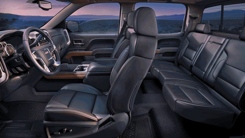 GM's Vibrating Seats Might Be More Startling Than Accidental Drifts