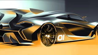 The McLaren P1 GTR Will Be A Vessel Of Terrifying Track Day Awesomeness
