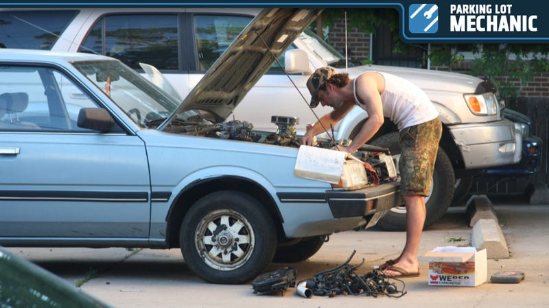 Stop Being A Coward And Fix Your Own Damn Car