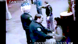 Video: NYPD Attacks and Arrests Man for Filming a Cop Pawing a Woman