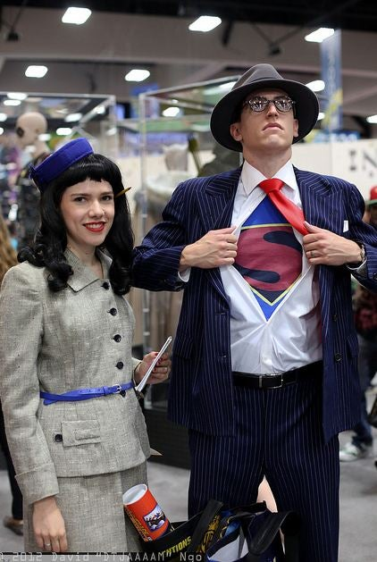 DC Comics Cosplay!