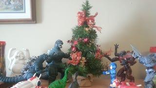 Behold my nerdy Christmas tree!