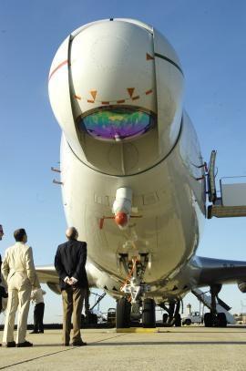 747 Laser Bests Eye of Sauron in Range, Destructiveness