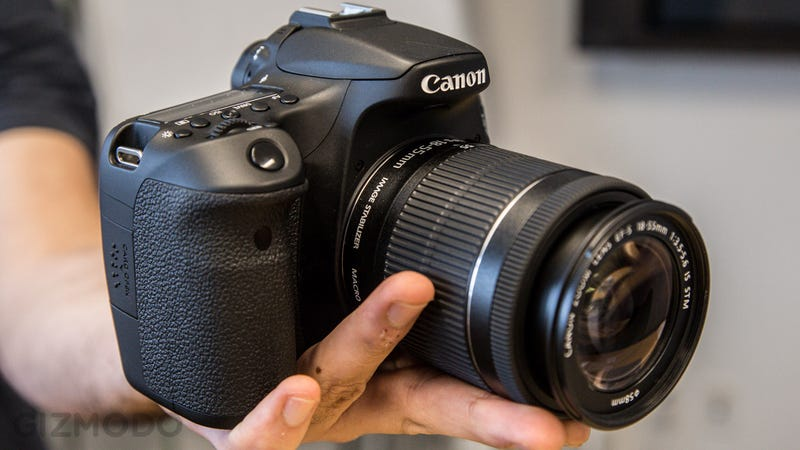 Canon EOS 70D: Yet Another Incredible Video DSLR From Canon