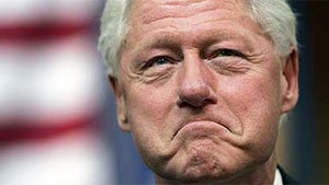 Bill Clinton Remembers the Good Ol' Days