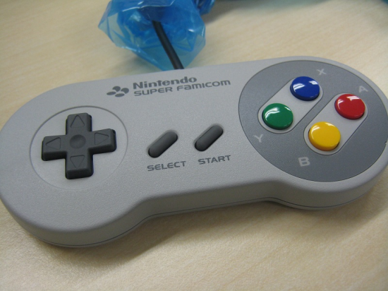 You Can Now Buy the Awesome SNES Gamepad for Wii