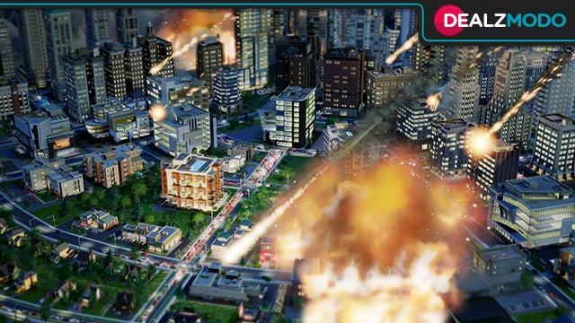 The New SimCity Is Your Deal of the Day