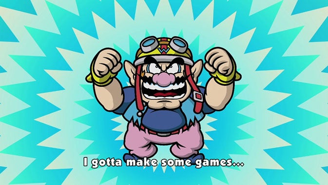 Nintendo Didn't Show This Wario Game, But Maybe it Should Have