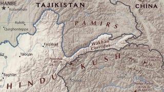 Út épülhet Kínából Afganisztánba