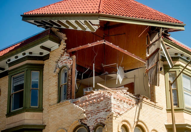 Geology of the Napa Valley Earthquake