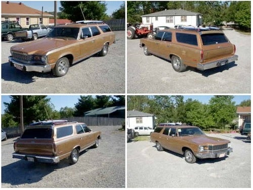 For $4,950, It's an AMC Wagon, No Bull