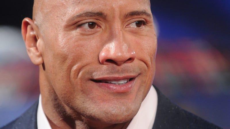 Dwayne 'The Rock' Johnson Manages to Make Pancakes Frightening