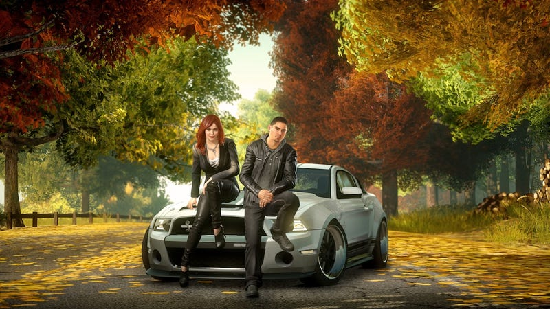 Vampire Diaries Star Joins Christina Hendricks in Need For Speed: The Run