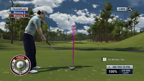 Sony Motion Control Support Confirmed for Tiger Woods Title
