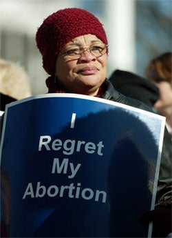 "Unlike Alveda King, I Am Neither ""Reformed"" Nor A Murderer"