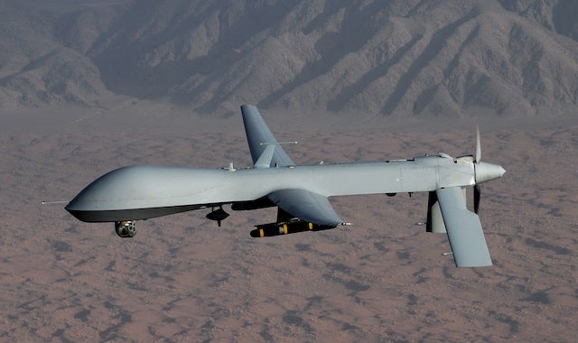 Air Force Testing Dangerous Drone Lasers Above North Dakota