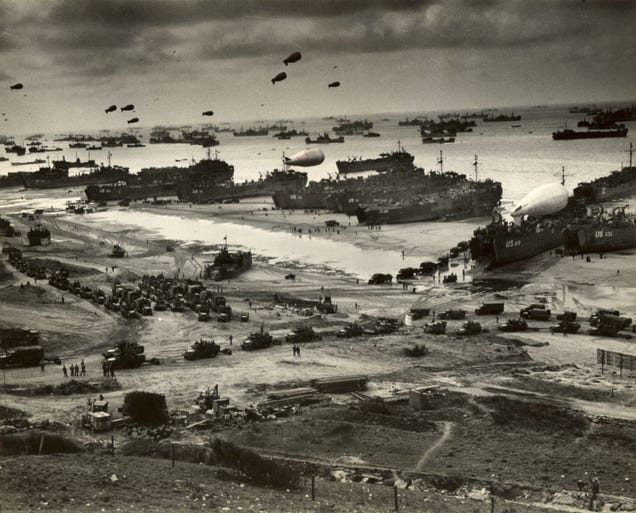 12 Pieces of Tech That Turned the Tide At Normandy