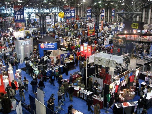 Five Ways to Solve the Paradox of Comic Con