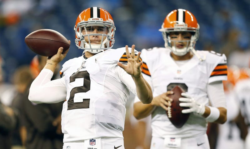 Browns Announce Brian Hoyer Starting QB Over Johnny Manziel