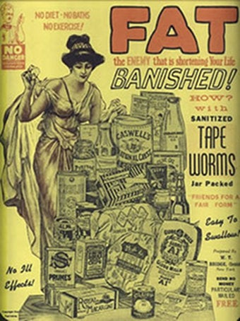 The Mind-Boggling History Of Fad Diets