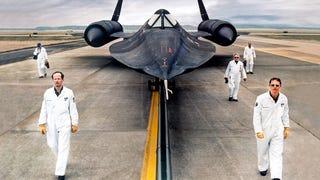 El secreto del motor que hizo al SR-71 el avión más rápido del mundo