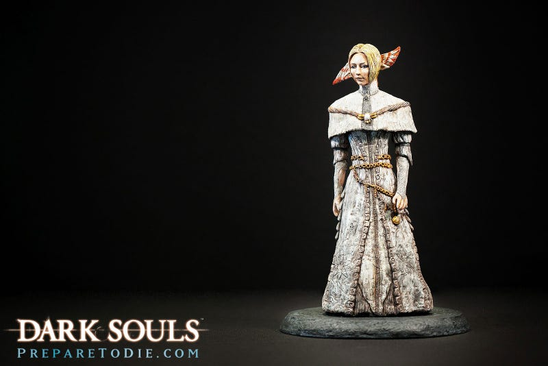 There Are Only Five of These Dark Souls Statues (and You Could Win One)