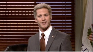 """Andy Samberg's Rahm Emanuel: """"To Anyone Thinking About Crossing Me: I Will F***king End You."""""""