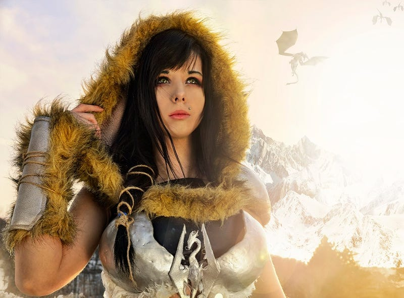 This Is Not A Borderlands 2 Screenshot. It Is, Somehow, Cosplay.
