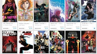 Friendly Notice: Huge comics sale on the Play Store! (Updated!)