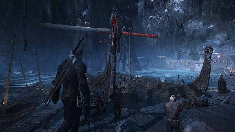 The Witcher 3 Looks Ready for the PS4 in These New Screenshots