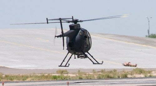 In a First, Full-Sized Robo-Copter Flies With No Human Help