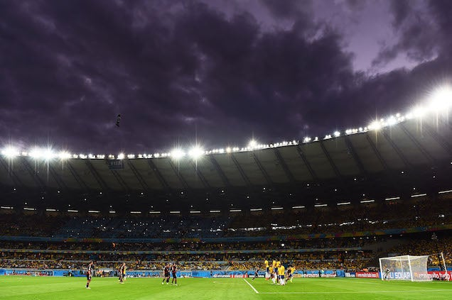 What Brazil's Loss Meant, And What It Didn't Mean
