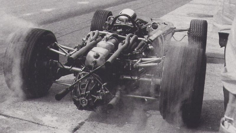 While deadly, '60s racing looked like awesome on drugs