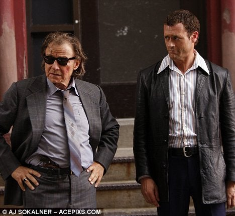 First Pics Of Harvey Keitel In Life On Mars, Plus What The Spirit's Really About