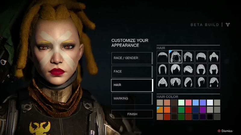 ​Destiny's Hair Is Fabulous. Step It Up, Other Games.