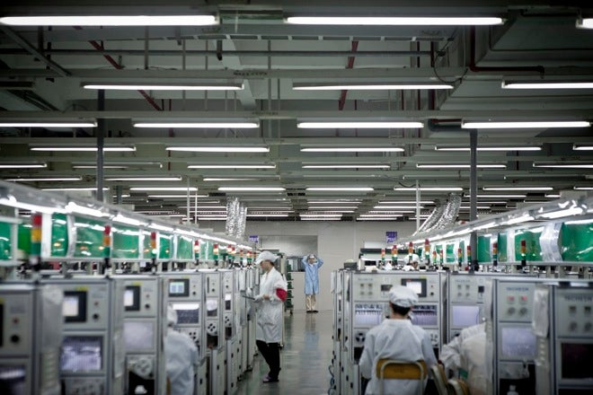 Journey Inside the Cavernous Interiors of these Mega-Factories