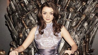 Check Out Maisie Williams' Badass Outfit On The <i>Doctor Who</i> Set