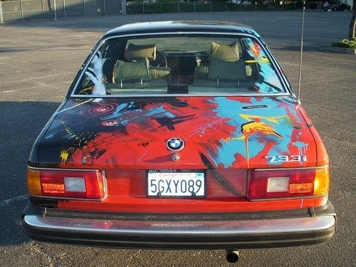 Bob Ross-Approved BMW for $8,884!