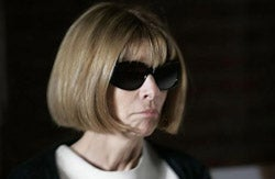 """Yes She Can? Obama Supporter """"Nuclear"""" Anna Wintour Warms Up"""